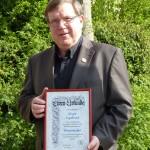 Ehrenmitglied Jürgen Vogelbruch